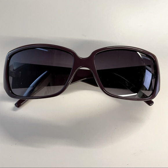 Michael Kors Purple Taos Sunglasses